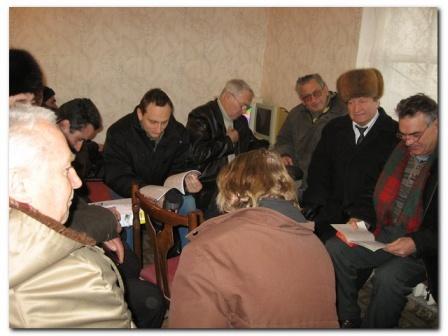 Собрание радиоклуба, 2008 г.