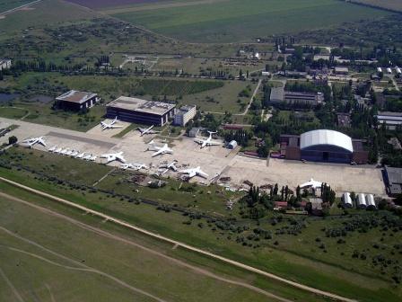 Кульбакинский аэродром