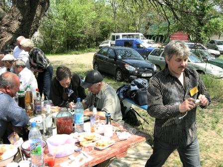 Хамфест в Новой Каховке