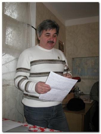 отчет о работе КВ комитета UT5ZA