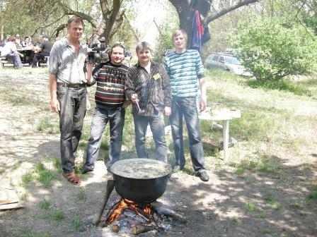 Сергей, Андрей, UT5ZA, UR5ZRL