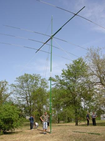 2 метра роста UR5ZRL и антенна от UY5HF
